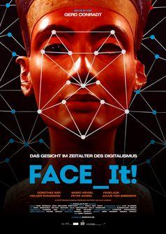 FACE_It! Kinoplakat