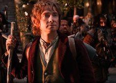 """Filmszene: """"Der Hobbit"""" startet am 14. Dezember. Bild: thehobbit.com"""