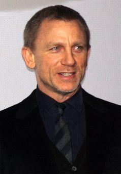 Daniel Craig bei der Pariser Premiere von Verblendung (2012)
