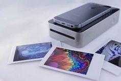 """""""SnapJet""""-Device: Scanner und Drucker kombiniert. Bild: snapjet.com"""