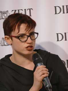 Laurie Penny (2016)
