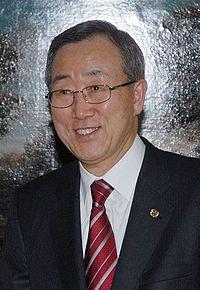 Ban Ki-moon Bild: Agência Brasil - Radiobrás / Marcello Casal Jr.