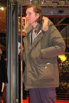 Wes Anderson in Berlin, 2005