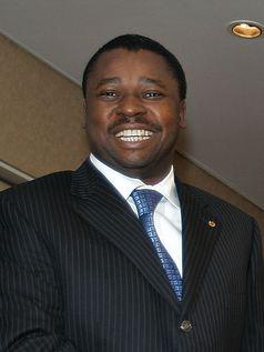 Faure Gnassingbé am 29. November 2006