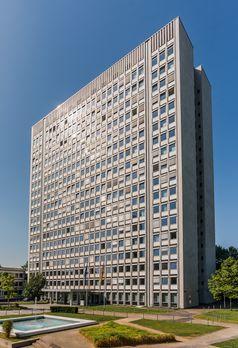 Sitz der Bundesnetzagentur im Bonner Tulpenfeld