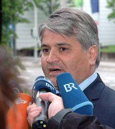 Mehmet Daimagüler, Opferanwalt beim NSU-Prozess 2013