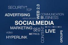 Social Media: zahlreiche ungenutzte Accounts. Bild: pixelio.de, Julien Christ