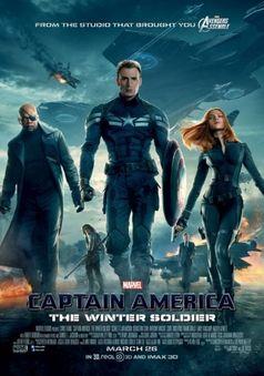 "Kinoplakat von ""The Return Of The First Avenger"""