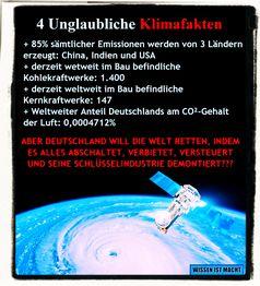 Macht es Sinn, daß Deutschland die Luft privatisiert (CO2-Steuer) und gleichzeitig sich deindustriealisiert ohne zuvor neue Technologien als Ersatz zu verwenden? (Symbolbild)