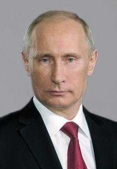 Wladimir Putin (um 2006)