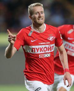 André Schürrle bei Spartak Moskau (2019)