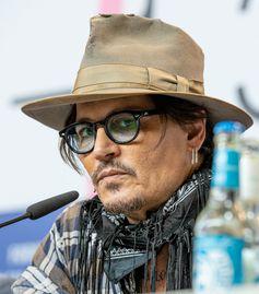 Johnny Depp (2020)