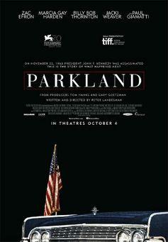 """""""Parkland"""" Kinoplakat"""