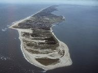 Sylt: 38 Kilometer lang, bis zu 12,6 Kilometer breit Bild: ndr / GoMoPa