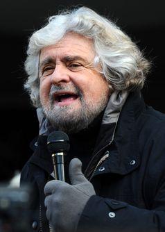 Beppe Grillo, 2012