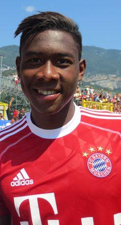 David Alaba 2012