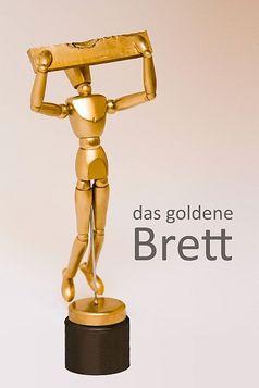 """Satirepreis """"Das goldene Brett"""""""