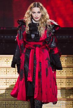 Madonna bei der Rebel Heart Tour (2015)