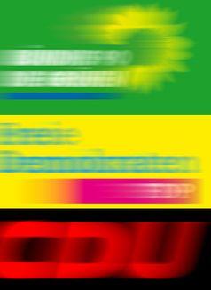 Jamaika-Koalition verfällt ehe sie entstand...(Symbolbild)