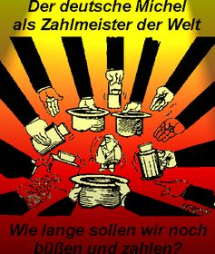 Zahlmeister Deutschland: Ein Deuerschuldner zur ganzen Welt? (Symbolbild)
