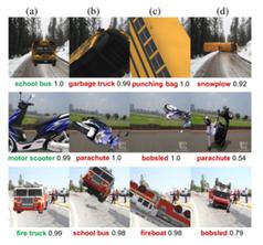 3D-Objekte: Forscher haben Position nur leicht verändert.