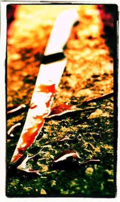 Messer, Mord (Symbolbild)
