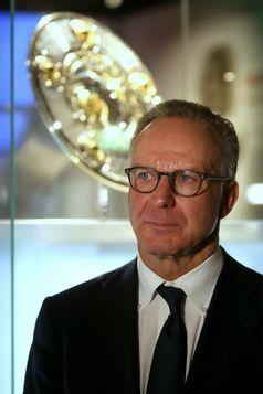 Karl-Heinz Rummenigge (2015), Archivbild