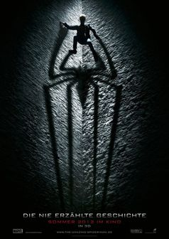 """""""The Amazing Spider-Man"""" Kinoposter"""