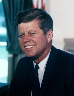John F. Kennedy (1963), Foto: Cecil W. Stoughton