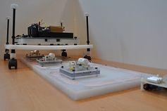 Prototyp: Ladesystem soll E-Autos antreiben. Bild: ncsu.edu