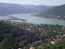 Donau in Ungarn Bild: Denisoliver on de.wikipedia
