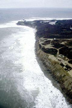 Montauk-Point-Leuchtturm auf Long Island. Bild: wikipedia.org