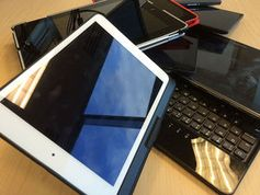 Tablets: Ads so effektiv wie in Printausgabe. Bild: flickr.com/IntelFreePress