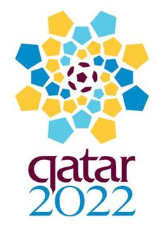 Fußball-Weltmeisterschaft 2022: Logo der Bewerbung Katars