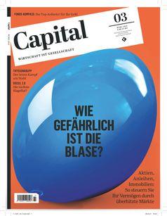 Capital 3/2021 Bild: Capital, G+J Wirtschaftsmedien Fotograf: Capital, G+J Wirtschaftsmedien
