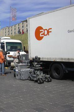 ZDF Kamerateam (Symbolbild)