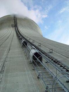 Atomkraft ist anscheinend die Zukunft, da sie kein Kohlendioxid produziert (Symbolbild)
