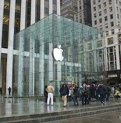Apple-Store: Zensur auch bei iTunes. Bild: pixelio.de, Stahnke