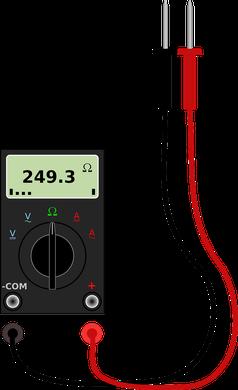 Multimeter (Symbolbild)