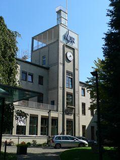 Verwaltung und Hörfunk des NDR in Hamburg-Harvestehude