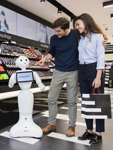 """""""Pepper""""-Grüße: Roboter hat viele Sicherheitslücken."""