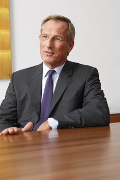 Allianz-Chef Michael Diekmann Bild: Allianz SE