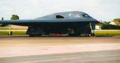 B2 Stealth Bomber Quelle: Siberian Scout