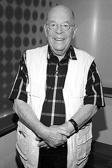 Chris Howland (2009) Bild: Michael Schilling - CC-BY-SA-3.0; CC-BY-SA-3.0-DE; GFDL - wikipedia.org