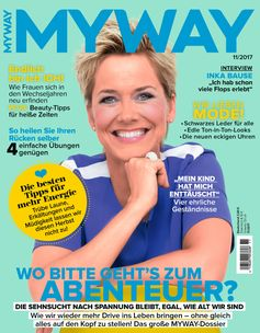 "MYWAY Cover 11/2017. Bild: ""obs/Bauer Media Group, MYWAY/MYWAY"""