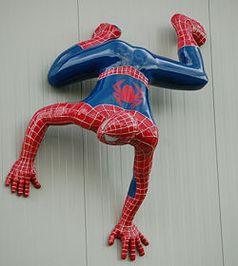 Spider-Man Comic-Figur