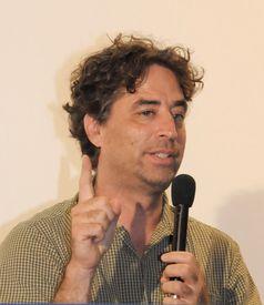 Michael Hardt 2008 beim Seminário Internacional Mundo.