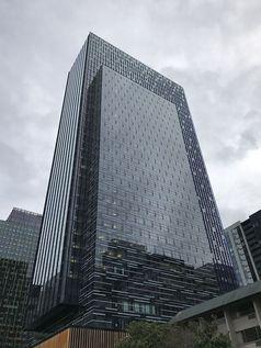 Der Day 1 Tower des umstrittenen Amazon Konzerns in Seattle