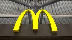 Logo einer Fast-Food-Kette: KI könnte Drive-ins optimieren.