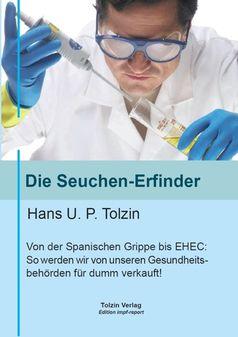 Die Seuchen-Erfinder Cover